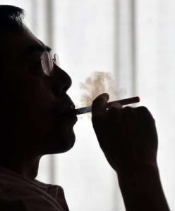 electronic cigarette restrictions