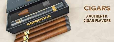 Seminole Electronic Cigars
