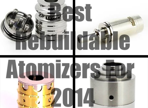 best rebuildable atomizers