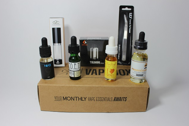 Vapebox Subscription Review